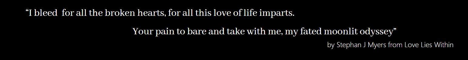 Best Love Poems - Love Lies Within 2